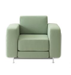 Fotel rozkładany Silver